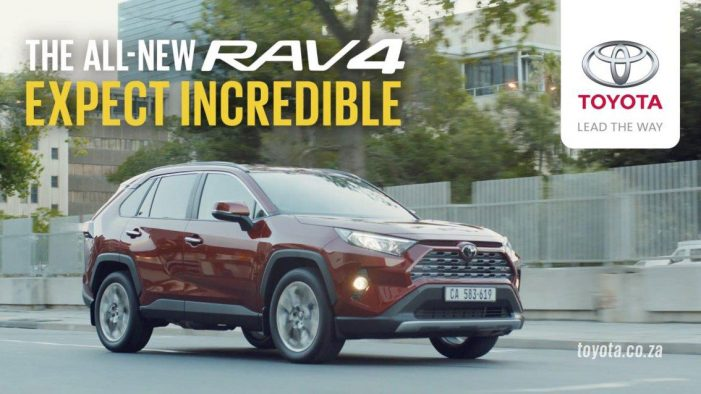 Toyota's campaign for all-new RAV4 – a touch irreverent, but incredibly smart