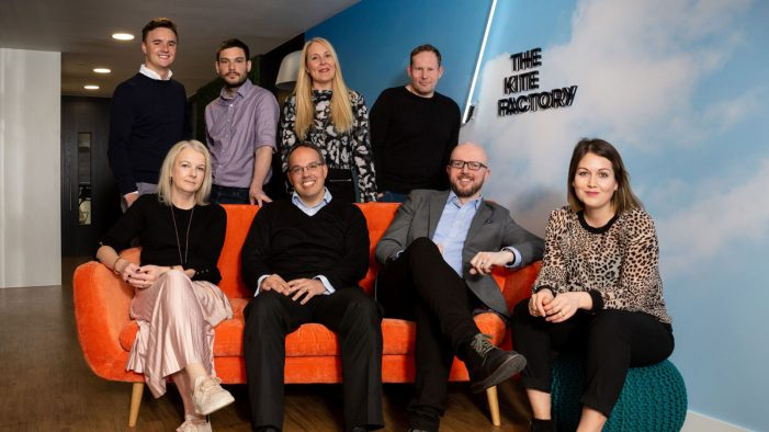 MC&C Media marks next chapter as it rebrands to The Kite Factory