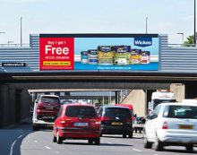 Wickes rolls out first ever DOOH and roadblock campaign to reach Easter weekend DIY'ers