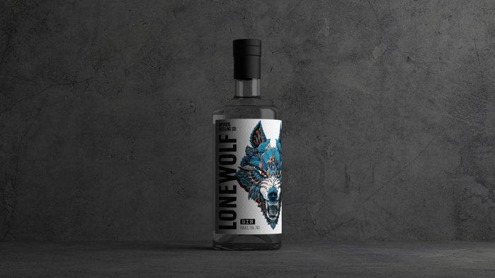 LOVE Reveals New Packaging Design for BrewDog Gin, LoneWolf