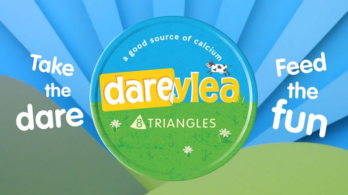 "ELVIS dares to rebrand household favourite as ""Dareylea"""