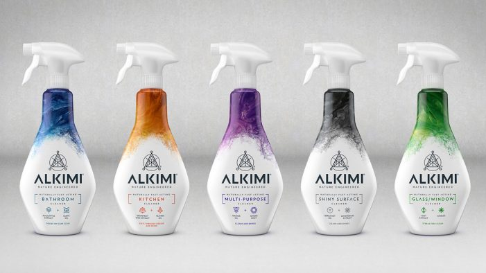 Bulletproof harnesses the power of science and nature   for exciting new cleaning range, ALKIMI