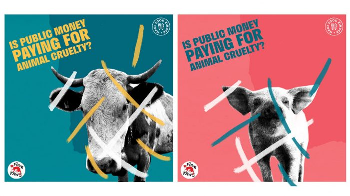Blue State Digital creates 'Make Food  Kinder' campaign for animal rights charity Four Paws