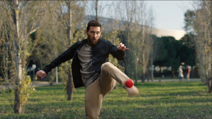 Mastercard Unites Global World of Sport in Latest Start Something Priceless Campaign