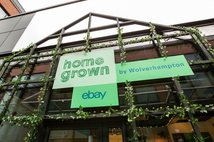 Ebay Brings Its Retail Revival Programme To Life In The Uk Marketing Communication News