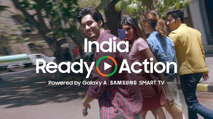 Samsung launches campaign empowering Gen Z & young millennials to show to the world the 'Real India'