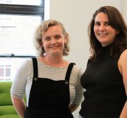 Tess Hulme and Sophie Gibbons join VCCP Media