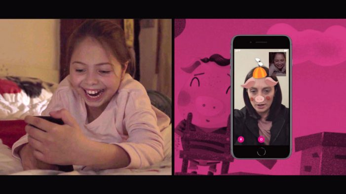 Leo Burnett Bucharest Create New Telekom App to Enable Long Distance Storytime