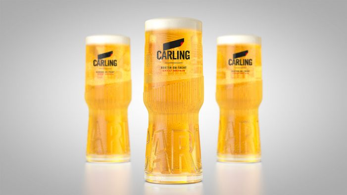 Carling and BrandOpus Announce New Easy Carry Glassware to Ease On-Trade Queuing