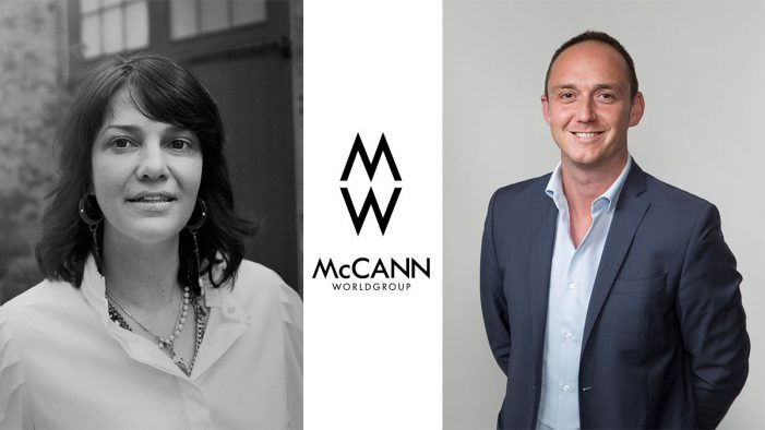 Sheryl Marjoram named CEO of McCann London, as Alex Lubar takes McCann Worldgroup APAC role