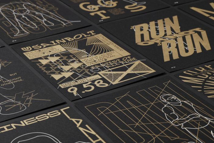 PUMA and BETC/Havas launch new book to commemorate 10th anniversary of Usain Bolt's greatest record