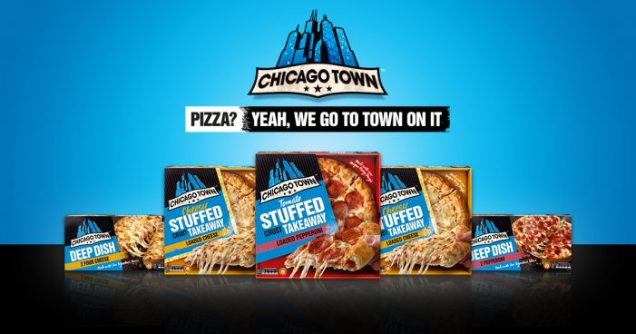 DECIDE. Goes to Town on a Rebrand for Frozen Pizza Brand, Chicago Town