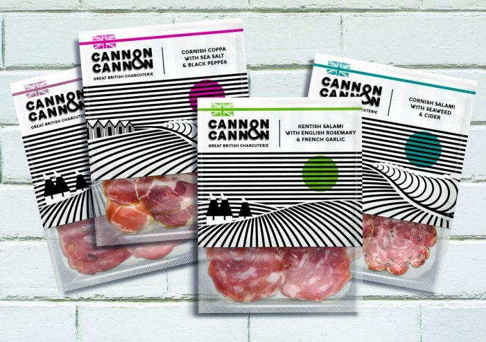 The Space Creative Gives Cannon & Cannon a Rebrand with a Twist