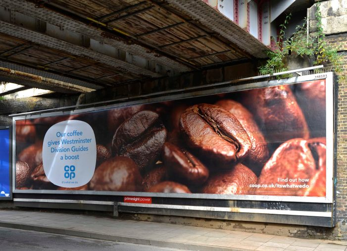 Co-op uses OOH's hyper-local capabilities to connect with local communities