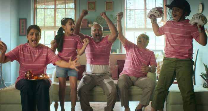 Brave New World's latest campaign for Trends calls on fans to be India's lucky mascots
