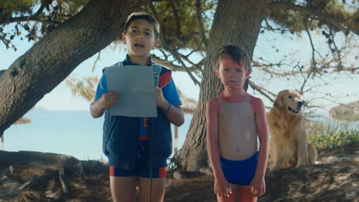 Kids of the World Unite to Protect Danish Kids from Skin Cancer in Comedic 'Help a Small Dane' Campaign