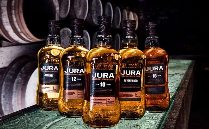 DRUM appointed as strategic global agency for Jura Single Malt Scotch Whisky