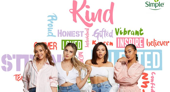 Simple Skincare and Little Mix tackle hateful comments online in new campaign from TMW Unlimited
