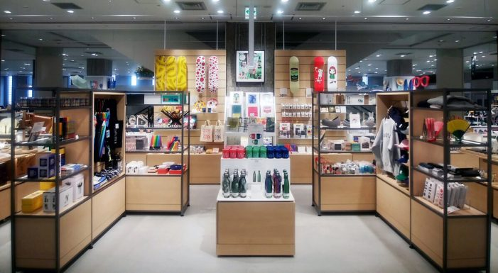 Eighth MoMA Design Store completed by Lumsden Design at LOFT, Japan