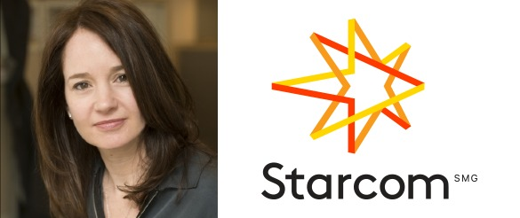 Nadine Young promoted to lead role at Starcom UK