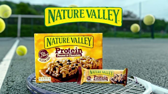 Nature Valley and Space launch £1.7m 'The Court Is Yours' campaign