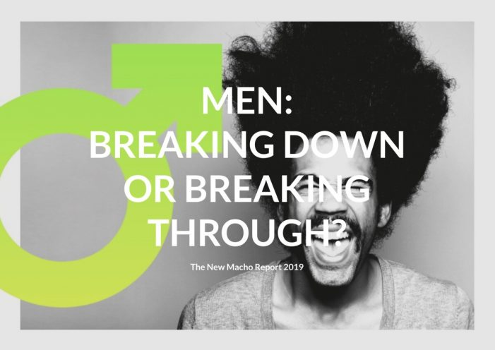 Marketing to Men? BBD Perfect Storm's research shows the pressure to succeed is real