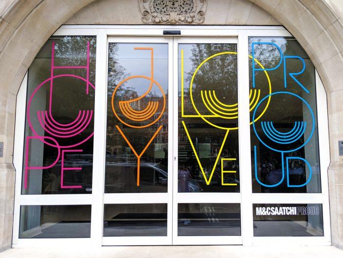 LIDA's Ben Golik celebrates the LGBTQ+ people behind the flag with Pride artwork series