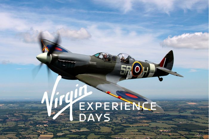 Atomic London land Virgin Experience Days account