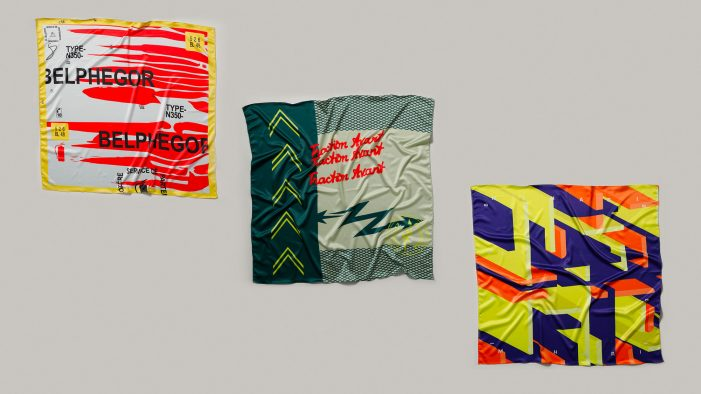Citroën launches a collection of scarves to commemorate the brand's 100 year anniversary