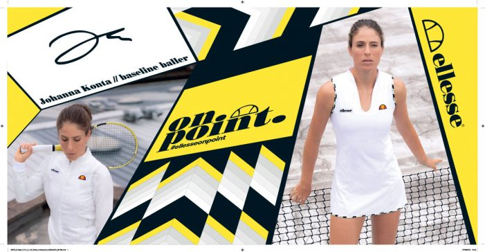 RPM serves up new OOH campaign for Ellesse