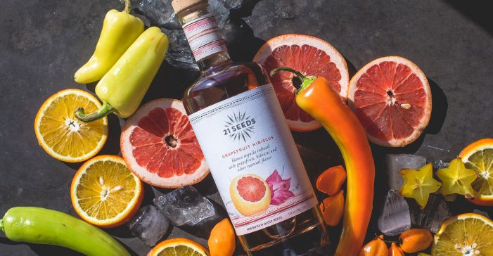 Disrupting the Tequila Aisle: BRIGADE Brings 21 SEEDS to Life