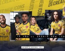 Iris launches social push for Arsenal's new away kit by adidas
