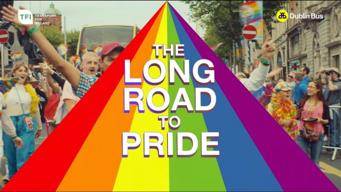 Pride Parties Have No Age Limit in Touching Campaign by ROTHCO for Dublin Bus