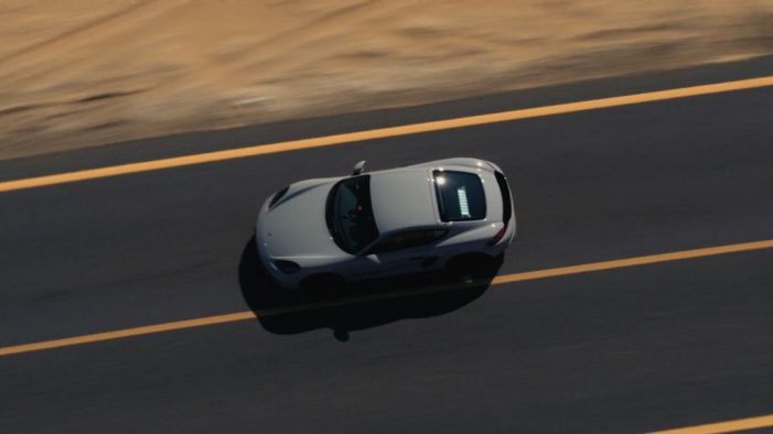 ELº Films teams with DDB to launch new campaign for Porsche Middle East