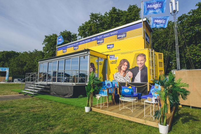 Magic Radio hits the right note at 'Barclaycard presents British Summer Time'