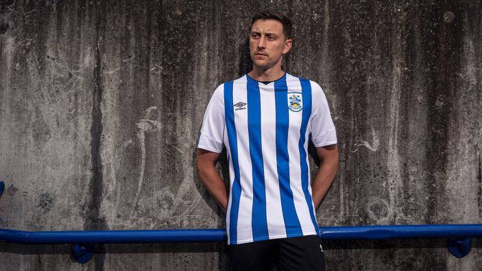 Paddy Power launch actual Huddersfield Town shirt and new season campaign