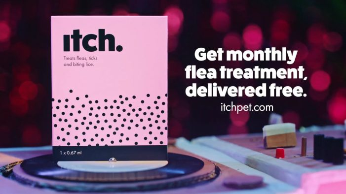 ITCH debuts first advertising campaign from NOW
