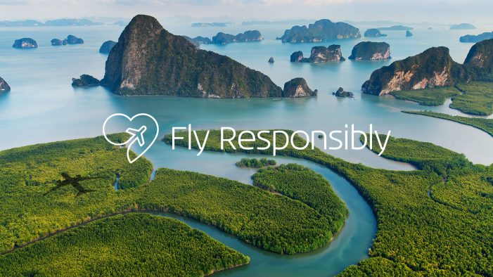 KLM calls on all airlines and travellers to fly responsibly