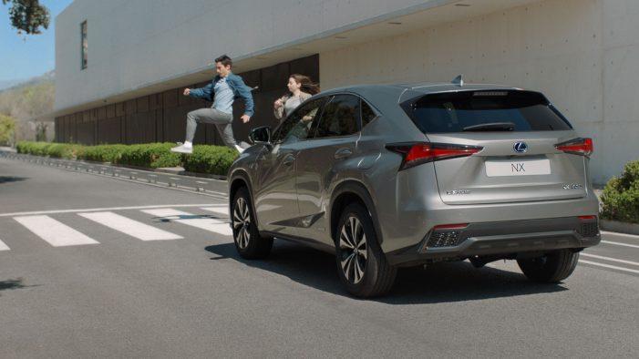 The&Partnership unveils Pan-European campaign for Lexus' Self-Charging Hybrid range