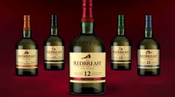 Redbreast Irish Whiskey Takes Flight with New Branding by Nude Brand Creation