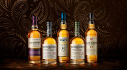 Williams Murray Hamm harnesses paisley patterns for Secret Speyside Collection of rare whiskies