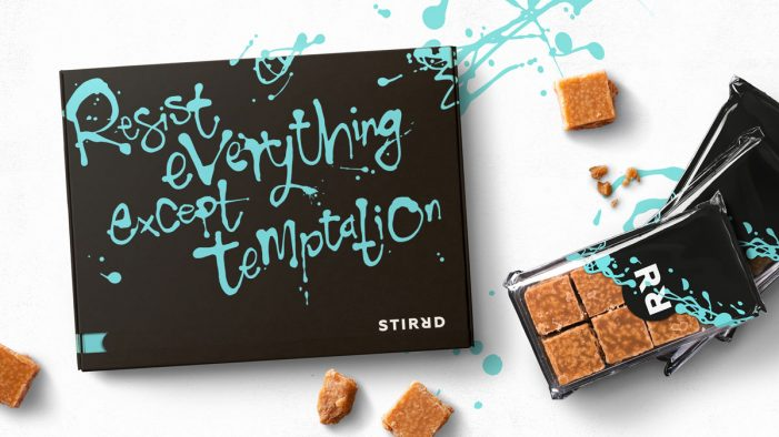 Elmwood creates new brand identity for innovative subscription-based Stirrd brand