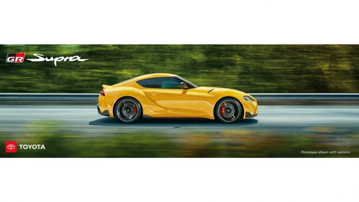 """Toyota launches """"This Is Our Sport"""" 2020 GR Supra campaign by Saatchi & Saatchi"""