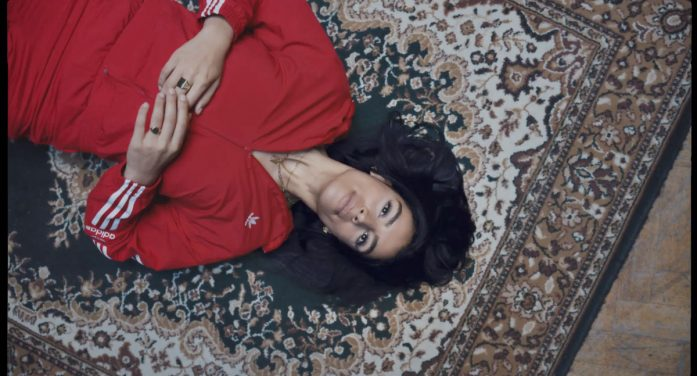 LS Productions Sources Brutalist Artist's Paradise for Sevdaliza and Adidas in New Zalando Campaign