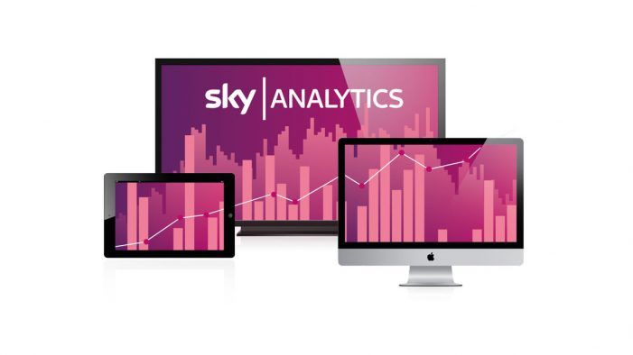 Sky Media launches Sky Analytics – TV's new remote control for agencies and brands