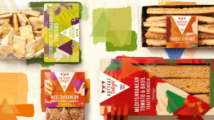 BrandOpus Celebrates Variety with New Cottage Delight Branding