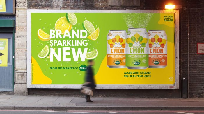 Impero Unveils Disruptive OOH Campaign for New Danone Drink – L'MON