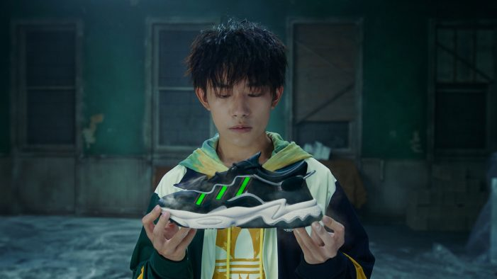 adidas, Hypebeast and Fin Design + Effects unveil futuristic new OZWEEGO campaign