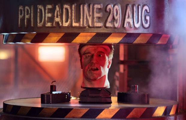 Animatronic Arnie's last stand as the FCA's final PPI complaints deadline campaign by M&C Saatchi hits screens
