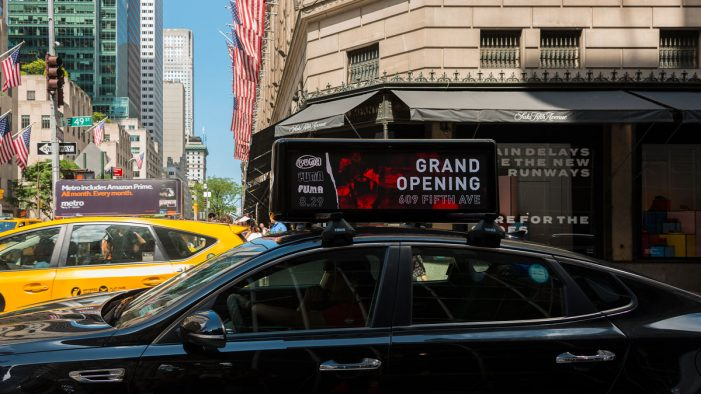 Havas Media Group and PUMA launch inaugural OOH in-motion campaign